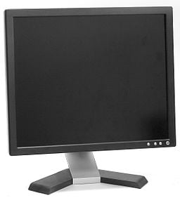 256px-Computer_monitor